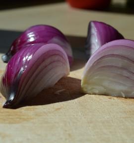 Robelja - červená cibule